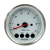 "Тахометр 4"", 7000 об/мин, Suzuki DF25A-250, белый 3420093J14000"