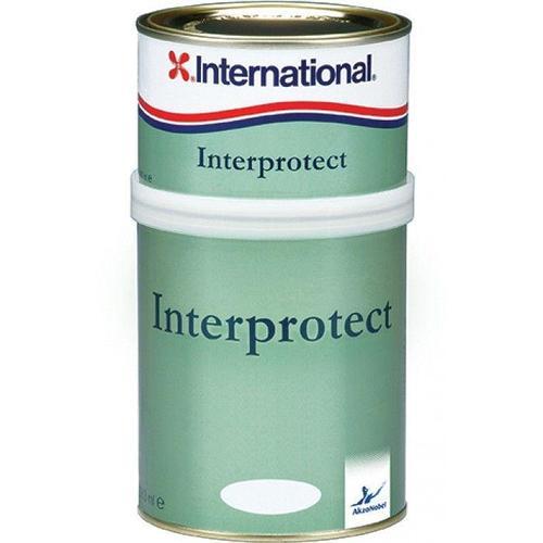 Грунт INTERPROTECT EPOXY PRIMER WHITE, 0,75 л YPA400_A750ML