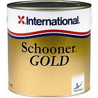 Лак Schooner Gold, прозрачный, 2,5 л YVA500/2.5LT