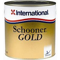 Лак Schooner Gold, прозрачный, 0,75 л YVA500/750ML