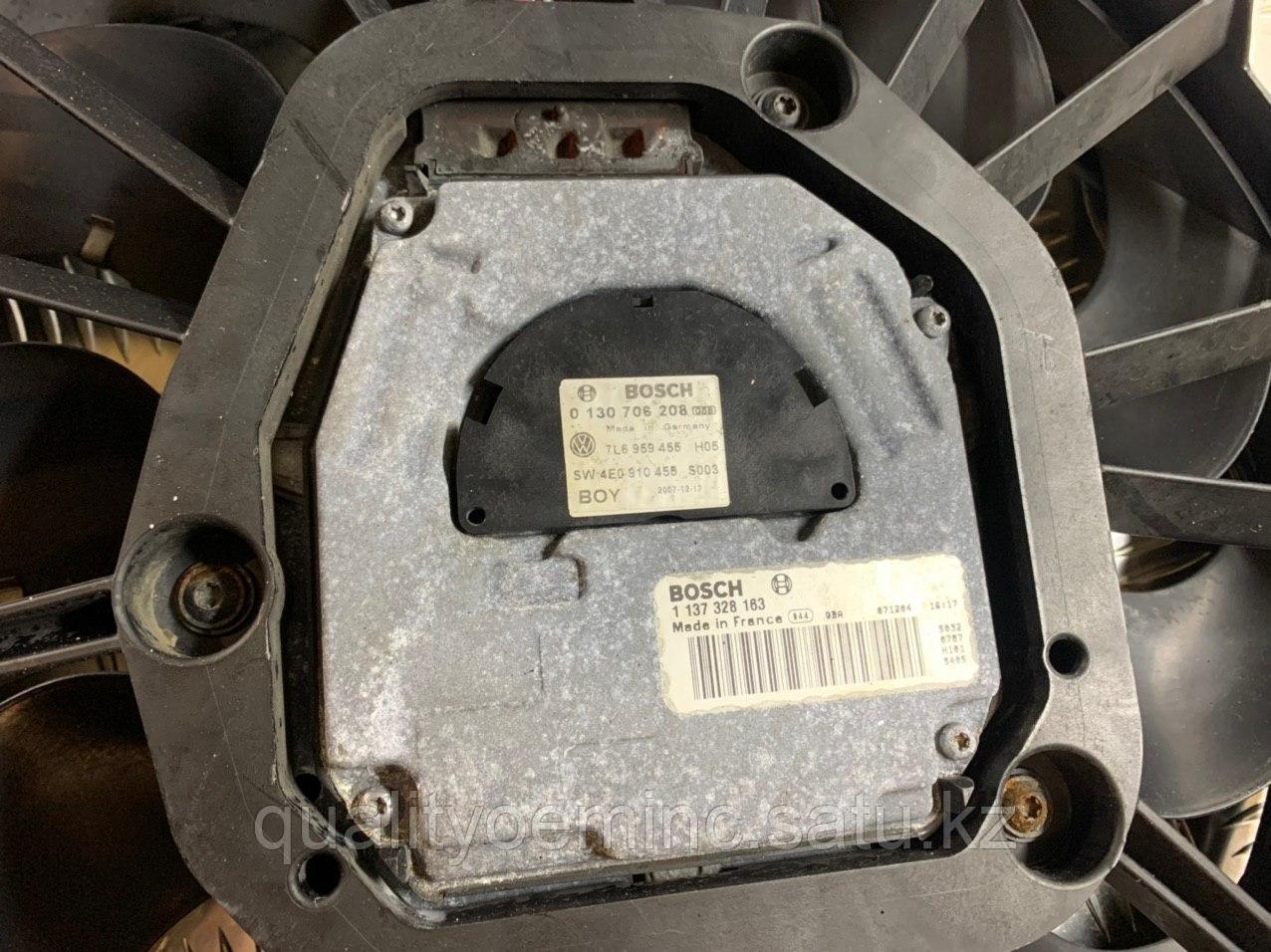 113728163 - ДВИГАТЕЛЬ ВЕНТИЛЯТОРА РАДИАТОРА Audi Q7 (4L)