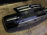 66-3 - Бампер передний Mercedes GL-CLASS (X164), фото 2
