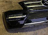 66-3 - Бампер передний Mercedes GL-CLASS (X164), фото 3