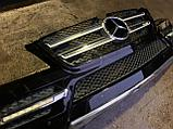 66-3 - Бампер передний Mercedes GL-CLASS (X164), фото 4