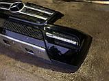 66-3 - Бампер передний Mercedes GL-CLASS (X164), фото 9