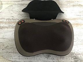Массажная подушка для дома и авто 3 D с инфракрасным излучением JINKAIRUI R6, фото 2