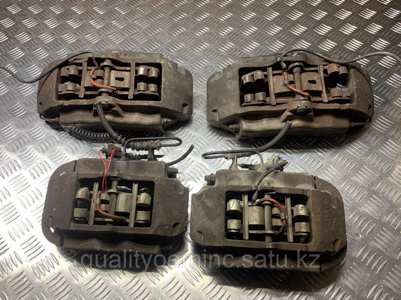 14-832 - Суппорт задний левый Audi Q7 (4L)