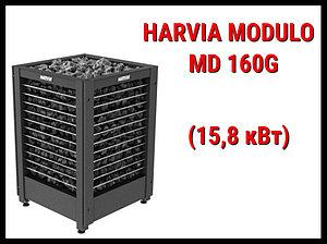 Электрическая печь Harvia Modulo MD 160G под выносной пульт управления