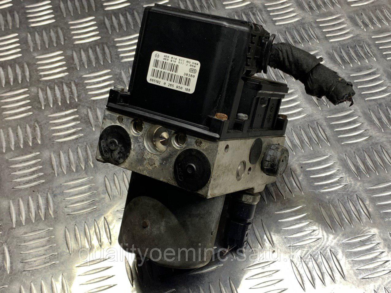 4E0614517BQ - Блок ABS Audi A8 (4E_)