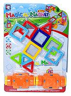 M258 Magical Magnet Магнитный конструктор на картонке 27*20см