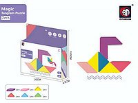761 Magic Tangram Puzzle 20*20см, фото 1