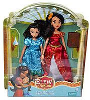 Dh2152 Елена принцесса Авалора 2 героя в наборе 33*30см, фото 1