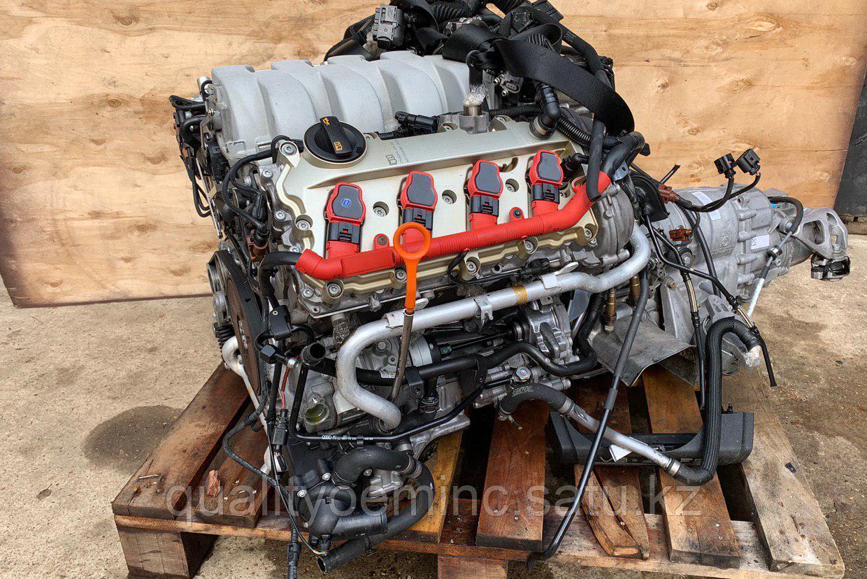 BVJ - Двигатель Audi A8 (4E_)