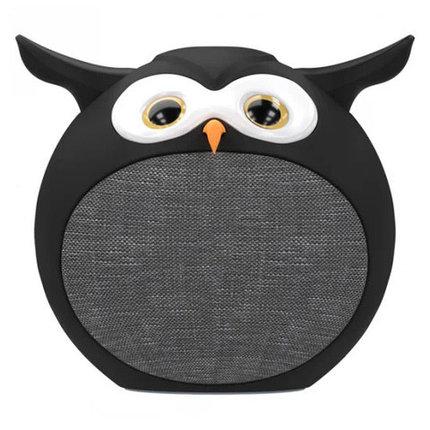 Акустика портативная с TWS Bluetooth «Музыкальные зверушки» RITMIX (Черный), фото 2