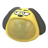 Акустика портативная с TWS Bluetooth «Музыкальные зверушки» RITMIX (Желтый)