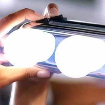 Лампа-подсветка для макияжа светодиодная на зеркало STUDIO GLOW, фото 3