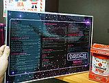Меню для ресторанов, дизайн меню в Алматы, фото 2