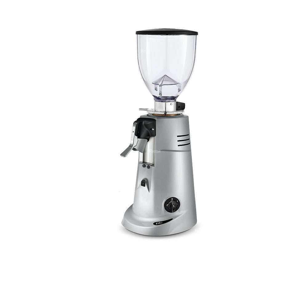 Кофемолка Fiorenzato F6 D серая