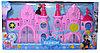 8231-1 Замок холодное сердце кукла Анна и Эльза 66*33см