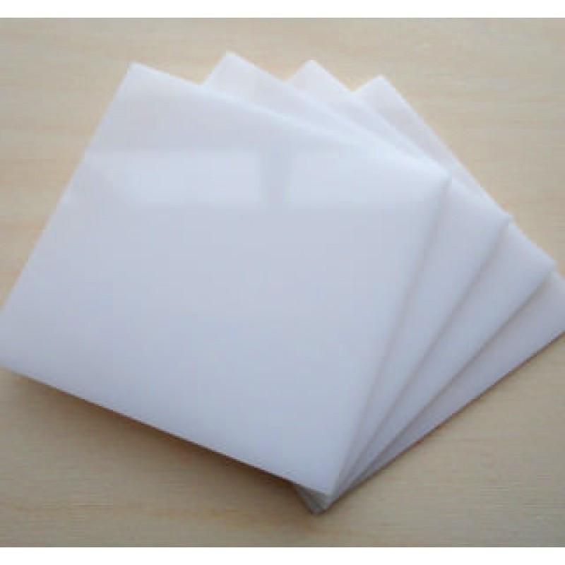 Ударопрочный полистирол Gebau HIPS 2*3m, молочный, 2 мм