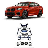 Обвес на BMW X4 M G02 2018+