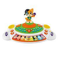Chicco: Музыкальная игрушка Пианино 44 Котенка