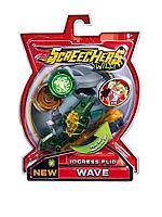 Дикие Скричеры Screechers Wild Машинка-трансформер Вейв л5