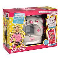 Машинка швейная Barbie с аксессуарами BRB001