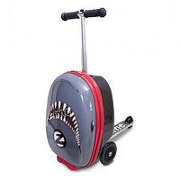 Самокат-чемодан Shark Zinc-Flyte, фото 1