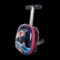 Самокат-чемодан Космонавт Zinc-Flyte, фото 1