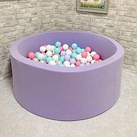 Необычные мягкие детские сухие бассейны с шариками, фото 1