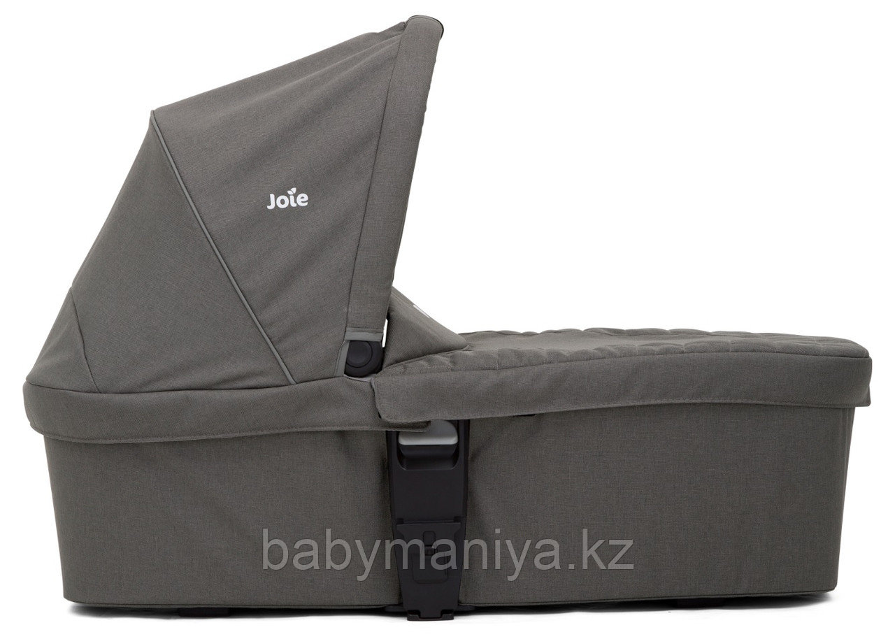 Люлька Joie Chrome Carry cot V3 Foggy Grey