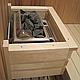 Электрическая печь Harvia Topclass Combi KV 90SEA с парообразователем, фото 6
