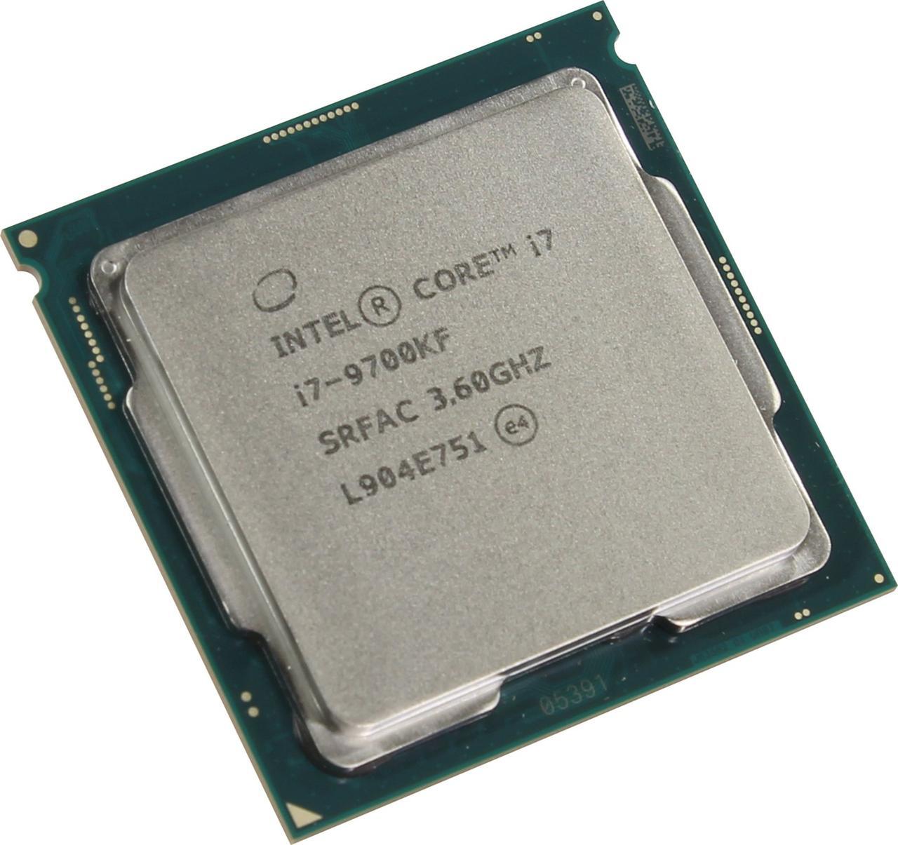 Процессор Intel Core i7 9700KF