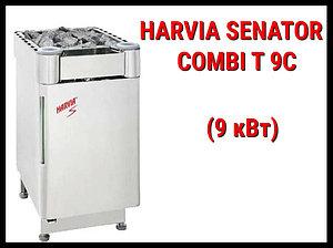 Электрическая печь Harvia Senator Combi T 9C с парообразователем
