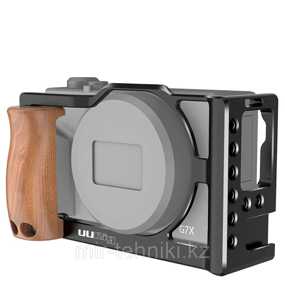 Canon PowerShot G7X Mark III + Клетка Ulanzi
