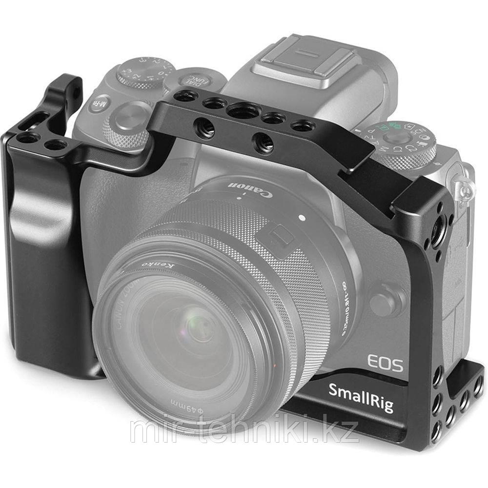 Canon EOS M50 Kit  EF-M 15-45mm f/3.5-6.3 IS STM + Клетка  SmallRig 2168