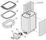 Электрическая печь Harvia Sound Jazz M 80 со встроенным пультом, фото 10
