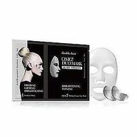 OMG! Duo Mask Pearl 1ea Косметический набор состоит из патчей для области глаз и тающей кремовой маски.