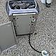 Электрическая печь Harvia Sound Rock M 80E под выносной пульт управления, фото 5