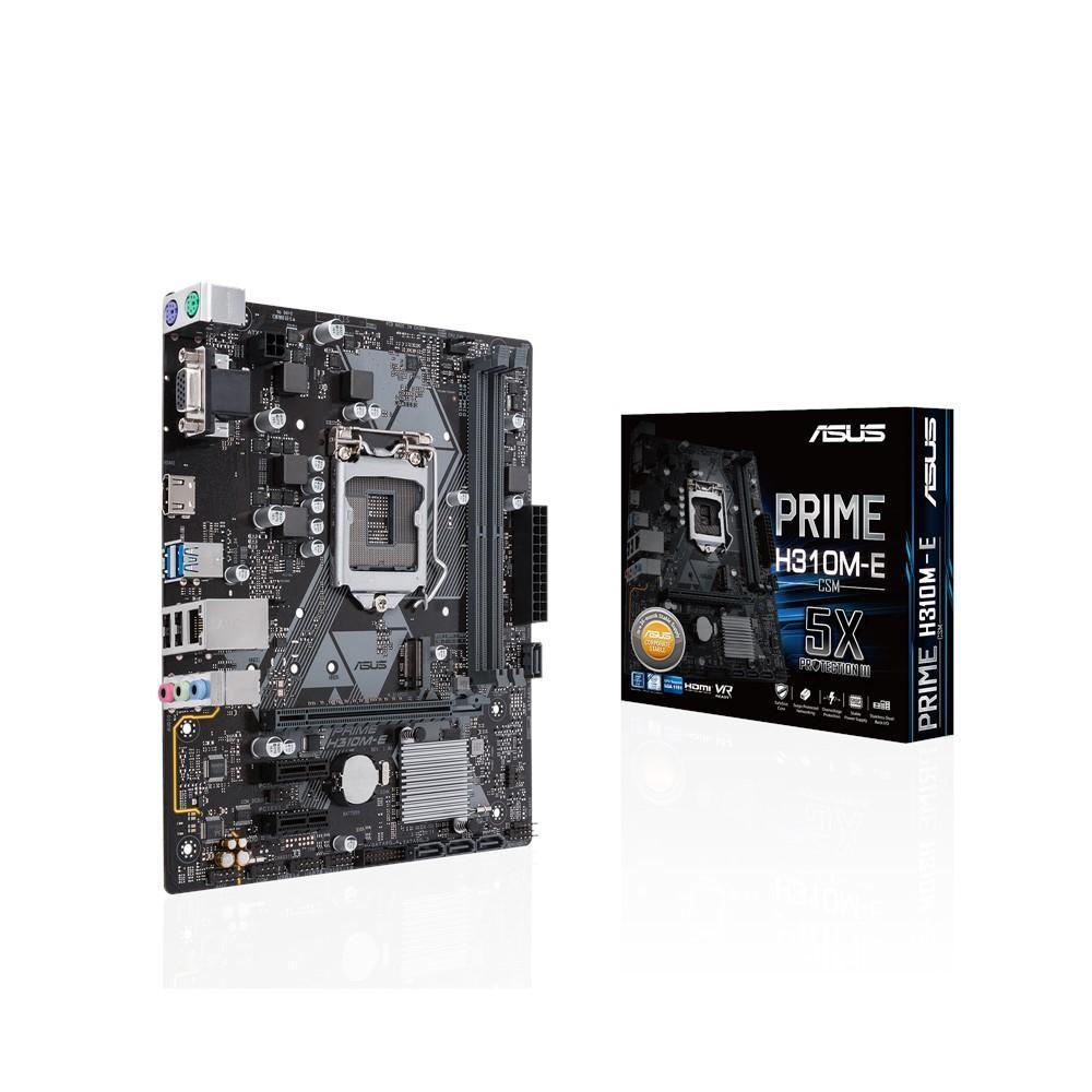 Материнская плата ASUS PRIME H310M-E/CSM