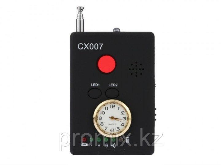Детекторы жучков DIGITAL CX007 с часами