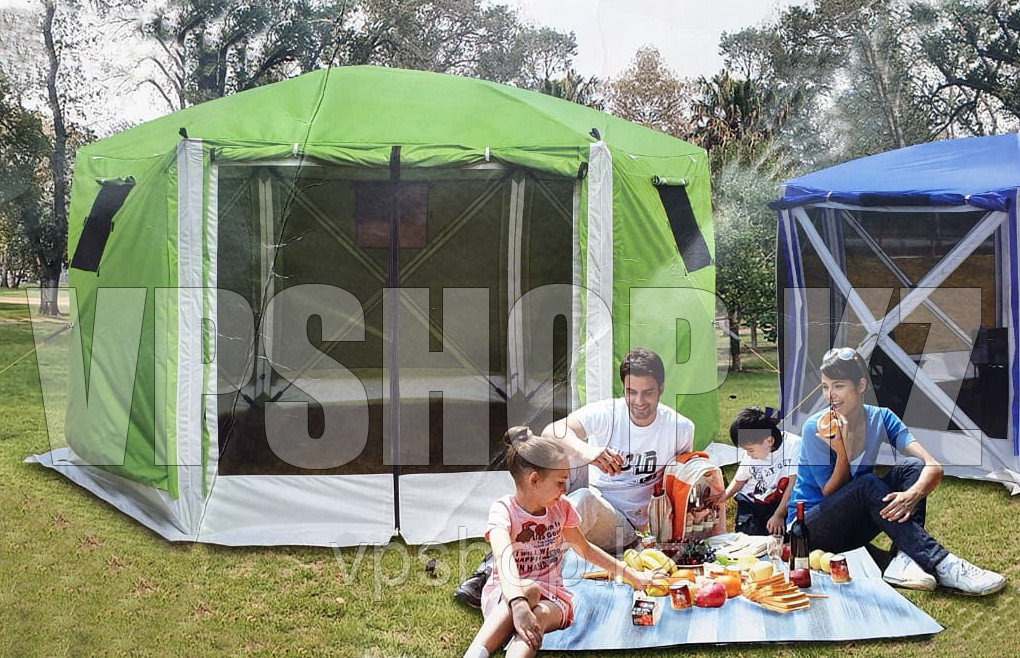 Туристический люкс шатер Tuohai CT-6601