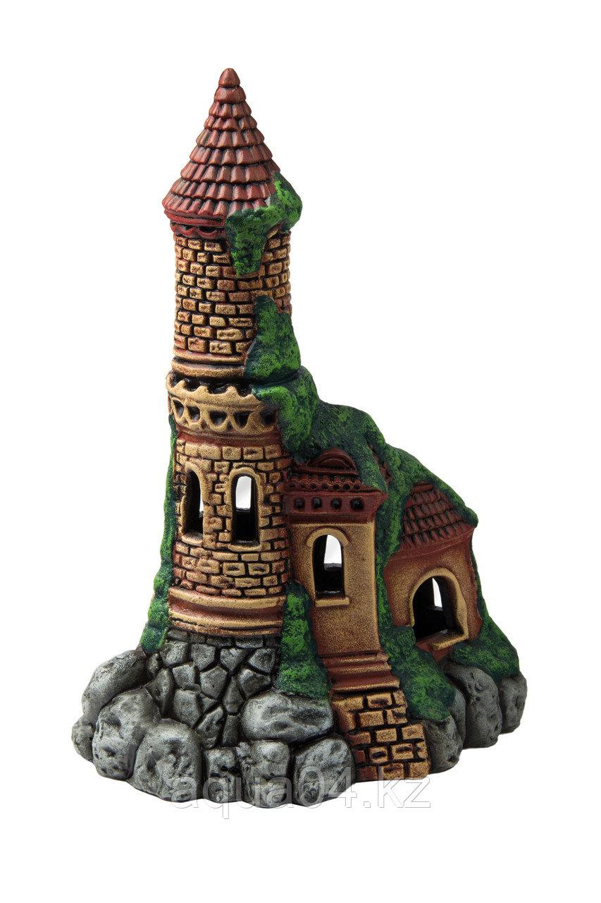 Замок большой с башней (ГротАква)