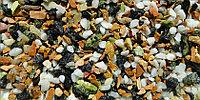 Природный грунт и камень в аквариуме