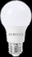 Лампа светодиодная LL-E-A60-9W-230-4K-E27  Eurolux