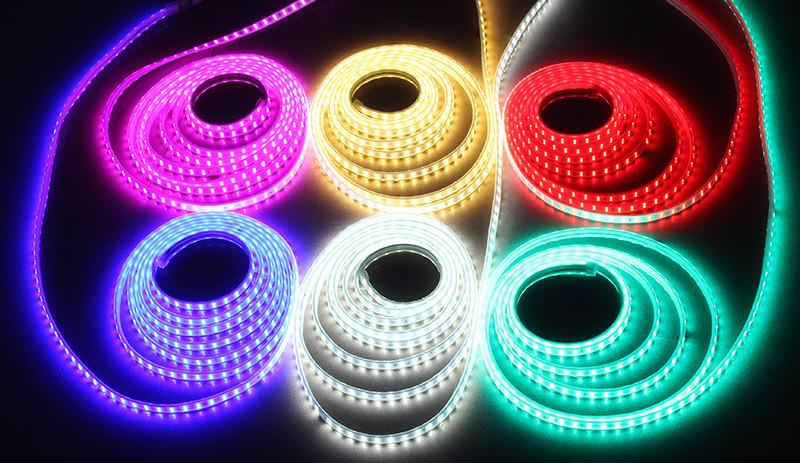 Светодиодная лента PLATO 5050-60D-RGB