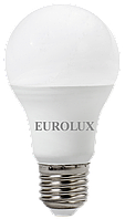 Лампа светодиодная LL-E-A60-15W-230-4K-E27 Eurolux