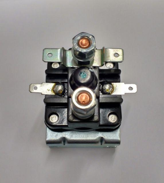 130952HC-Cargo Solenoid Switch, starter  24v Соленоид переключатель, стартера 24v