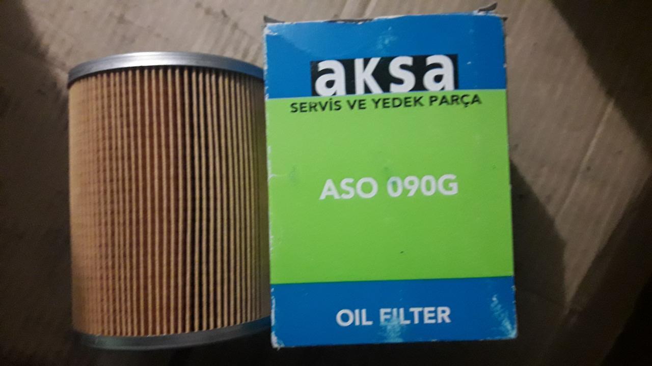 ASO 090G   Фильтрующий элемент масляного фильтра AKSA